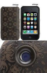 Кожаный чехол Griffin для iPhone 3GS