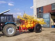 Опрыскиватель полуприцепной тракторный ОПШТ-3000.2-18К