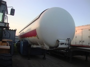 Полуприцеп-цистерна (газовоз) 42 куб. м 2000 г. в.