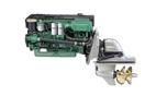 двигатели Volvo Penta для морских судов. Гарантия,  Сервис