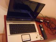 Продам на запчасти Ноутбук HP Pavilion dv6000