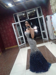 Фирменное вечернее платье Sherri Hill  в аренду