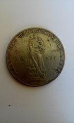 1 рубль 20 лет победы