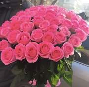 Доставка свежих цветов в Астане и по Казахстану.