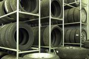 Легкогрузовые и легковые б.у шины ,  б.у диски ОПТОМ