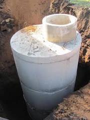 Кольца канализационные в Атырау для септика