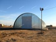 Производство и строительство арочных ангаров свободного назначения