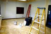 Выполняем работы по ремонту квартир и строительства