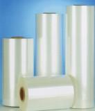 Пленка полиолефиновая (термоусадочная):19мкм*450/900мм*650м(рулон)