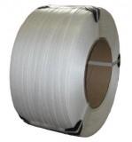 Лента полипропиленовая: 8мм*0, 45мм*4000м (рулон)