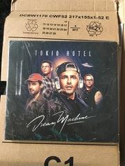 Новый CD диск TOKIO HOTEL -- DREAM MACHINE