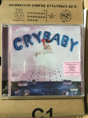 Новый CD диск MELANIE MARTINEZ--CRY BABY