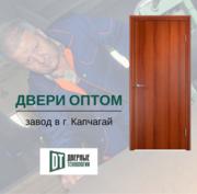 Двери межкомнатные оптом от завода производителя Казахстана