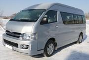 Пасажирские перевозки в Бекет-Ата в Мангистауской области ( Джипы,  мик